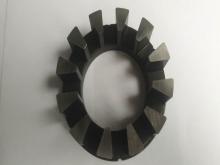 轴线电机铁芯